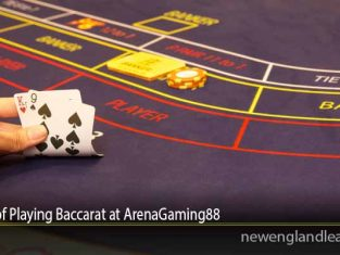 Rules of Playing Baccarat at ArenaGaming88